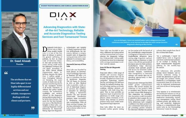 Diax article